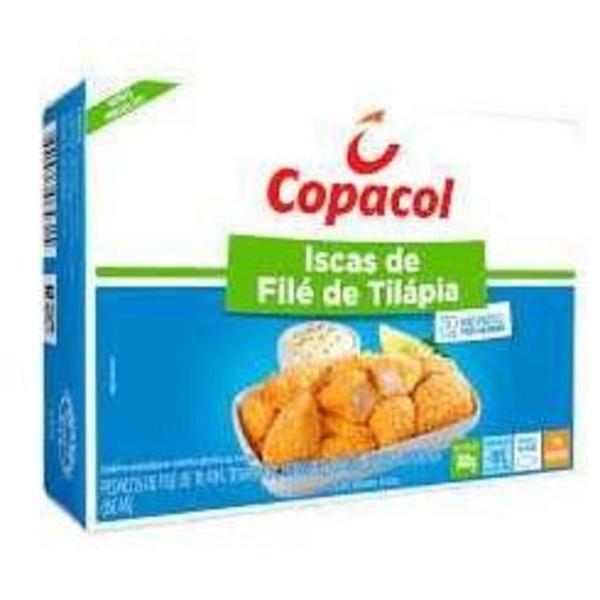 Iscas de Filé de Tilápia COPACOL 300g