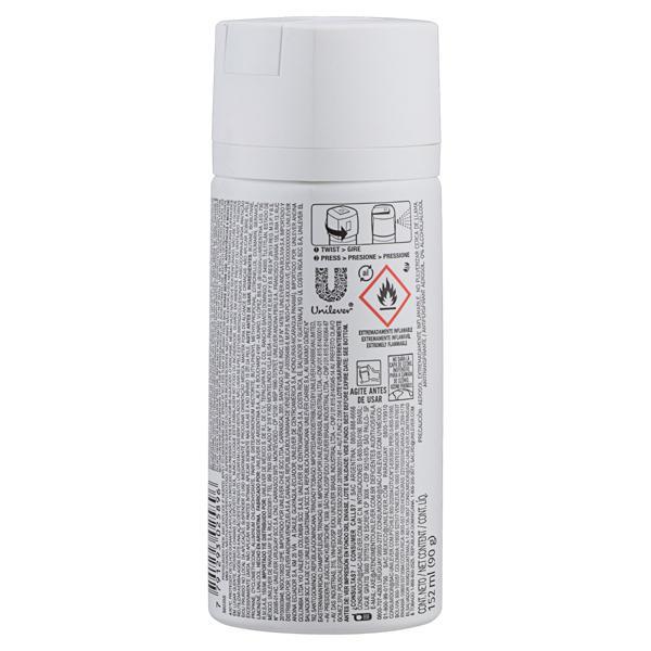 Antitranspirante Spray Seco Axe Apollo 152ml