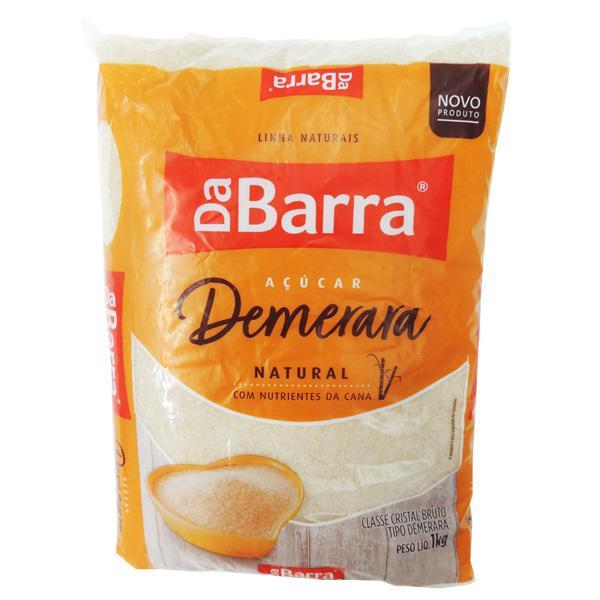 Açúcar Demerara DABARRA Natural 1kg