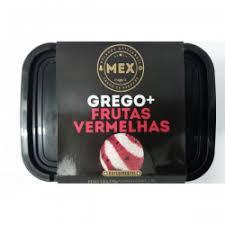 Sorvete Mex 1,5L Frutas Vermelhas