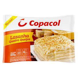 Lasanha COPACOL 4 Queijos 600g