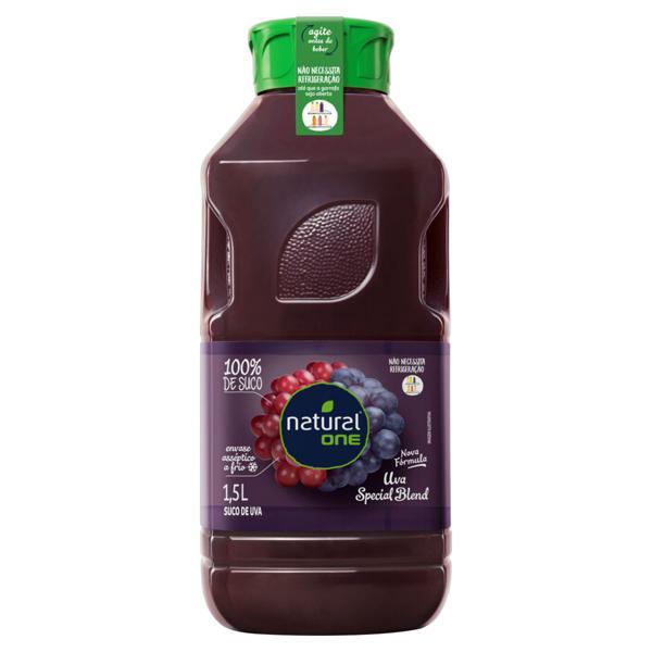 Suco Special Blend Uva Natural One Ambiente Garrafa 1,5l