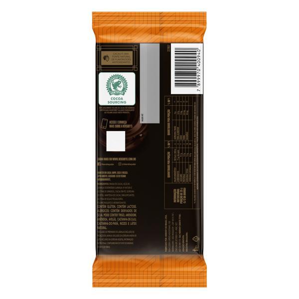 Chocolate Amargo 60% Cacau Laranja Hershey's Special Dark Pacote 85g