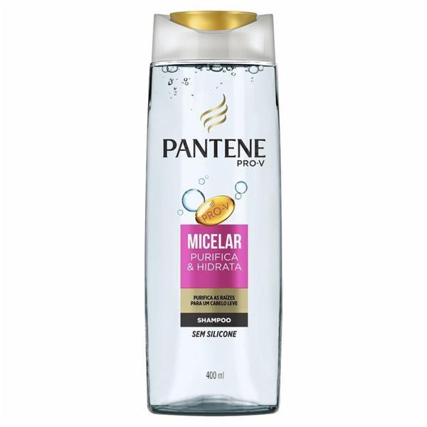 Shampoo Pantene Pro-V 400Ml Micelar