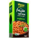 Feijao Carioca Cozida No Vapor Vapza Organico 250G