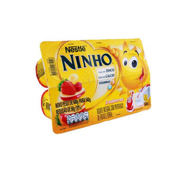 Iogurte Ninho NESTLÉ Morango 540g