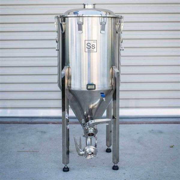 Fermentador Cônico Brewmaster Ss Brewtech - 64L/0,5bbl