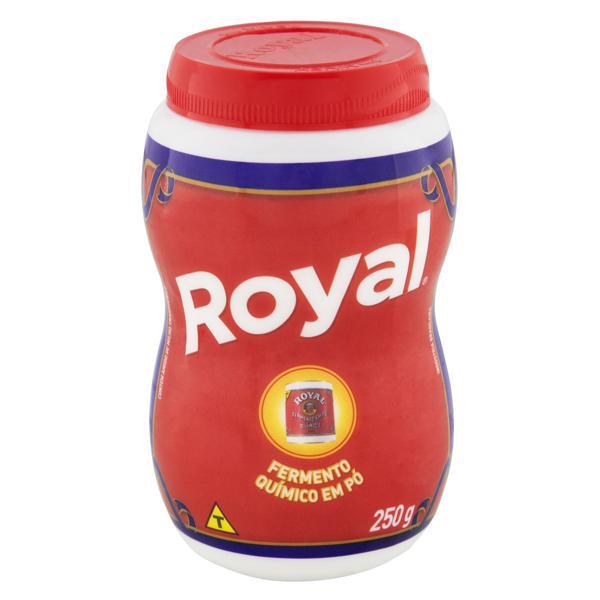 Fermento Químico em Pó Royal Pote 250g