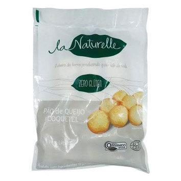 Pão de Queijo Coquetel Orgânico LA NATURELLE 200g