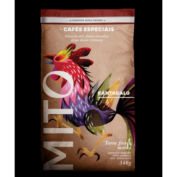 Café Especial Sustentável Cantagalo 250g - Mito