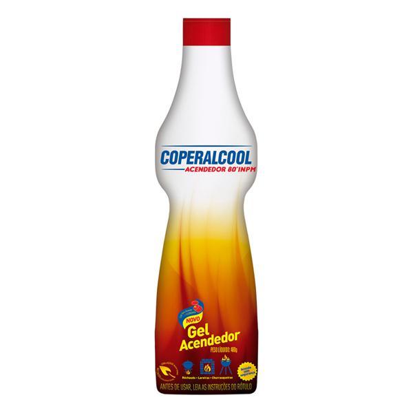Álcool Gel COPERALCOOL Acendedor 480g