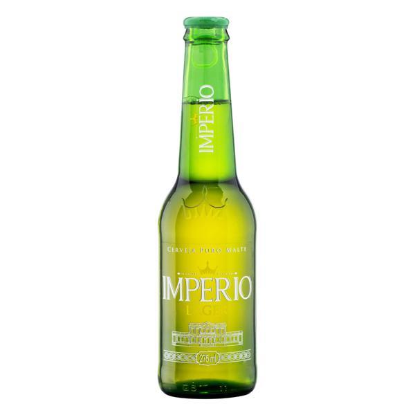 Cerveja Lager Puro Malte Império Garrafa 275ml