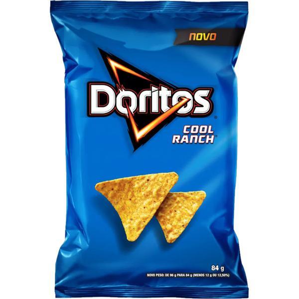 Salgadinho Elma Chips Doritos Sabor Cool Ranch 84g