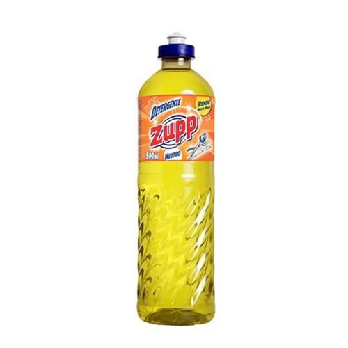 Detergente ZUPP Neutro 500ml