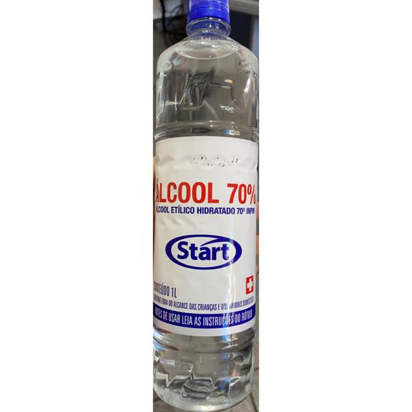 Álcool Start 1Lt 70% INPM