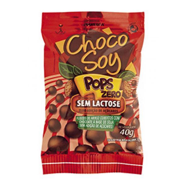 Chocolate Pops ChocoSoy Zero 40G