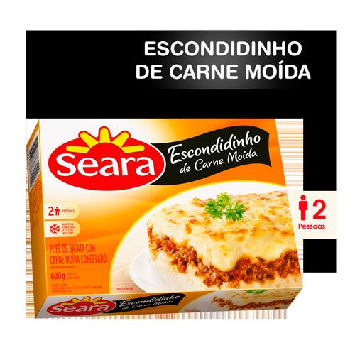 Escondidinho 600G Seara Carne