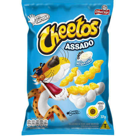 Salgadinho Cheetos 37G Onda