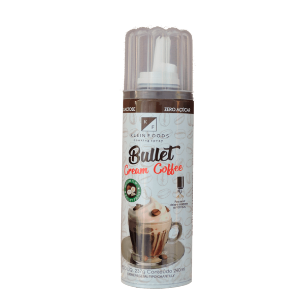 Bullet Cream Coffe KLEIN FOODS 240ml