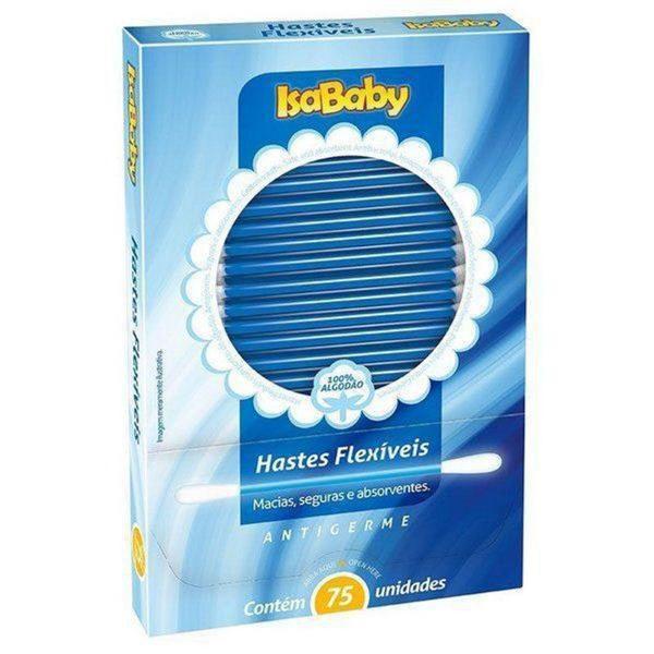 Hastes Flexíveis Isababy 75X01 Tradiciona