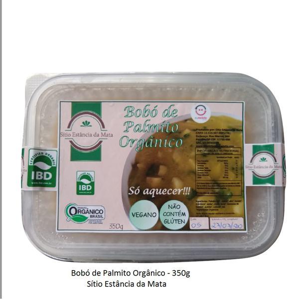Bobó de Palmito Real (350g)