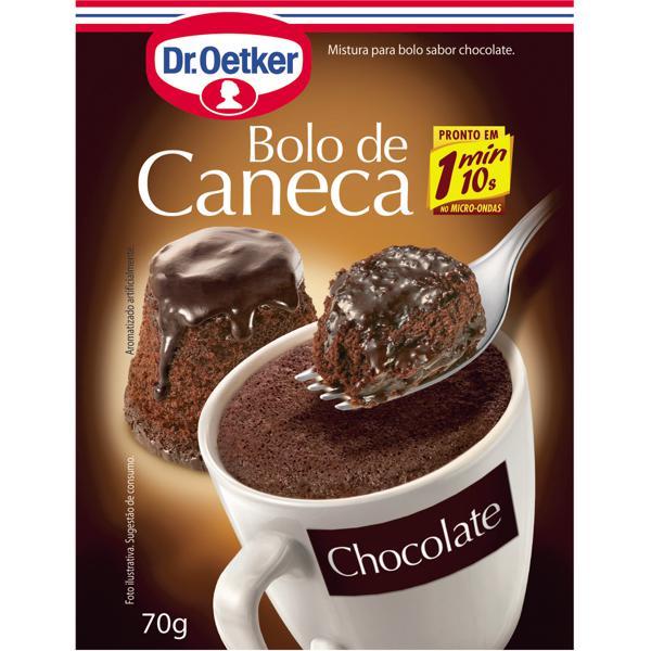 Bolo de Caneca DR. OETKER Chocolate 70g