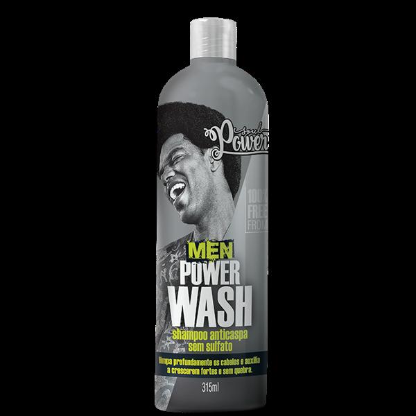 Shampoo 315ml Soul Power Men