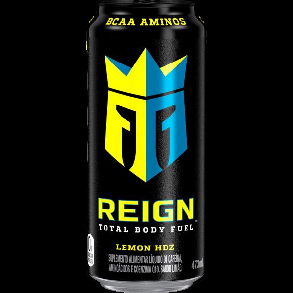 Reign Energetico 473Ml Lemon
