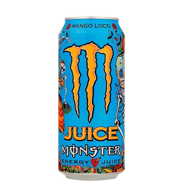 Energetico Monster 473Ml Lata Mango Loco