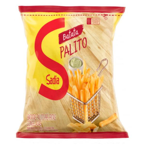Batata Palito SADIA Pre-Frita Congelada 1,05kg