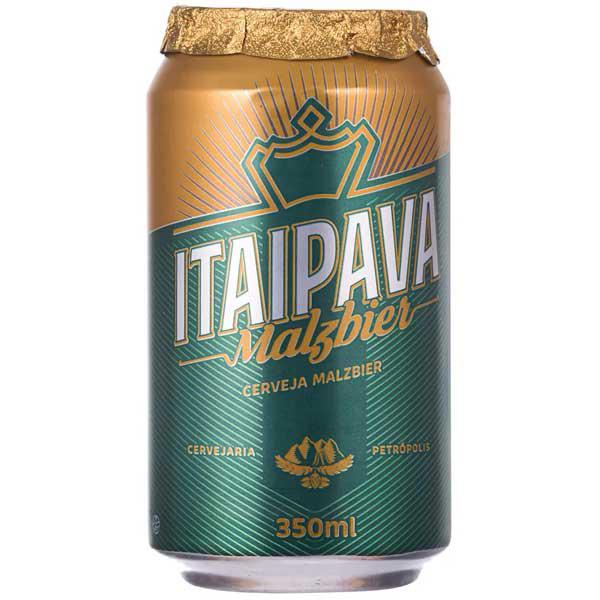 Cerveja Malzibier Itaipava 350ml