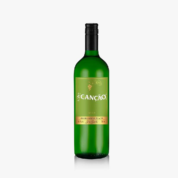 Vinho Branco CANÇÃO Seco 750ml