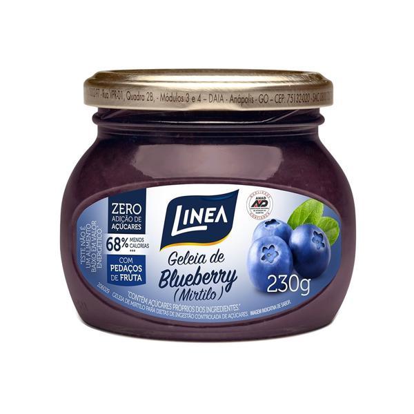 Geleia Linea Blueberry Zero Açúcar 230G