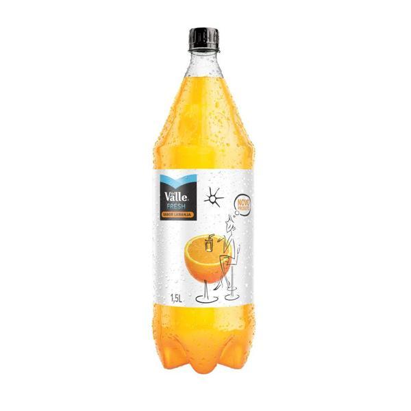 Bebida DELVALLE Fresh Laranja 1,5L