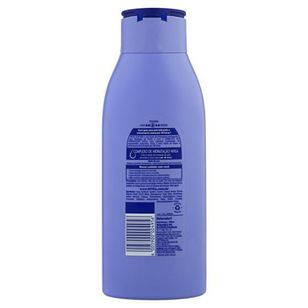 Loção Deo-Hidratante Nivea Soft Milk Frasco 400ml