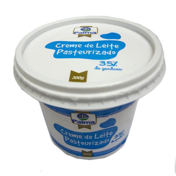 Creme De Leite Pasteurizado Palma 300G
