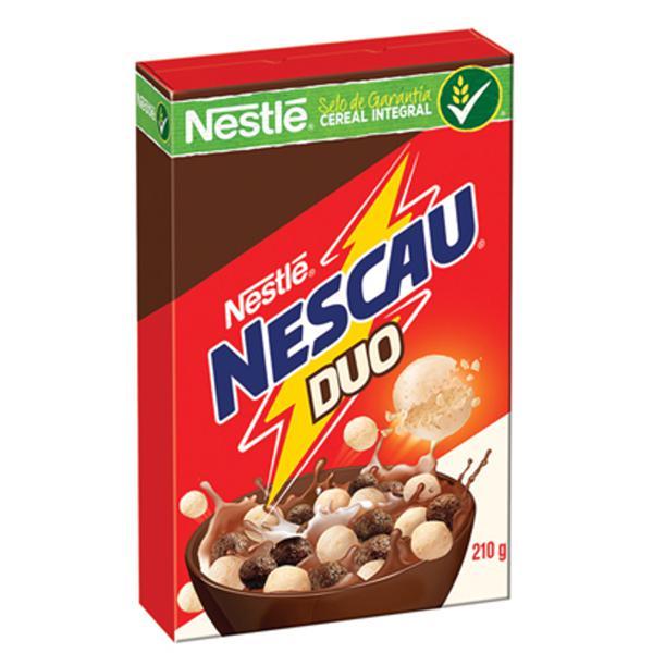 Cereal Matinal Nescau Duo NESTLÉ 210g