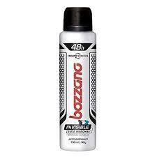 Desodorante Aerossol BOZZANO Invisible Thermo 90g