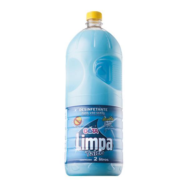 Desinfet Gota Limpa 2L Talco