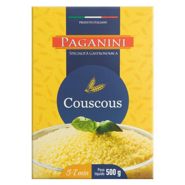 Couscous Paganini Caixa 500g