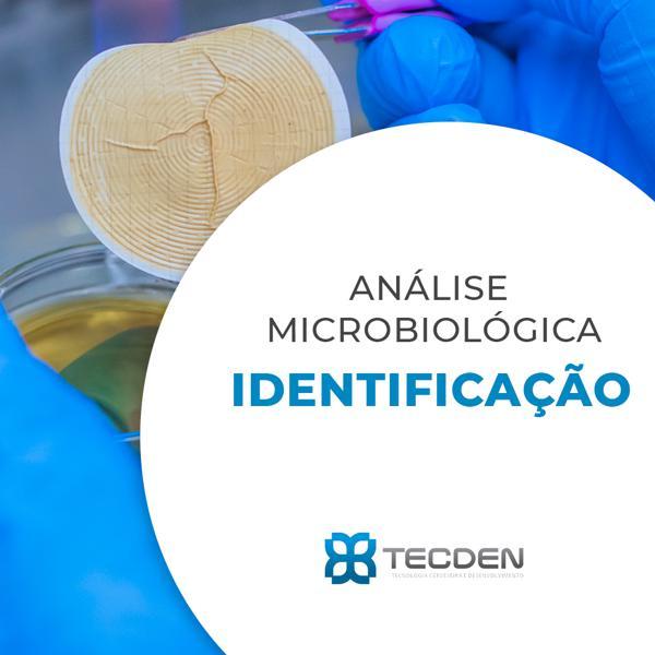 Análise Microbiológica - Grupo Identificação
