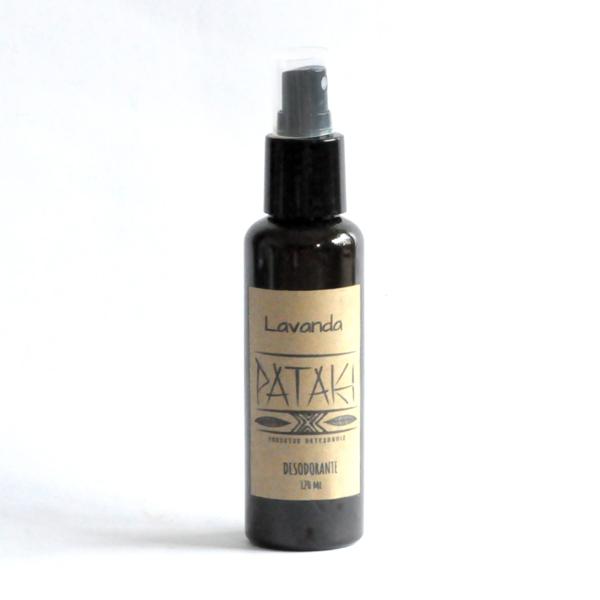Desodorante de lavanda 120ml - Pataki