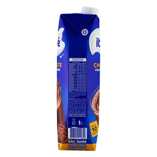 Bebida Láctea UHT Chocolate Itambé Caixa 1l