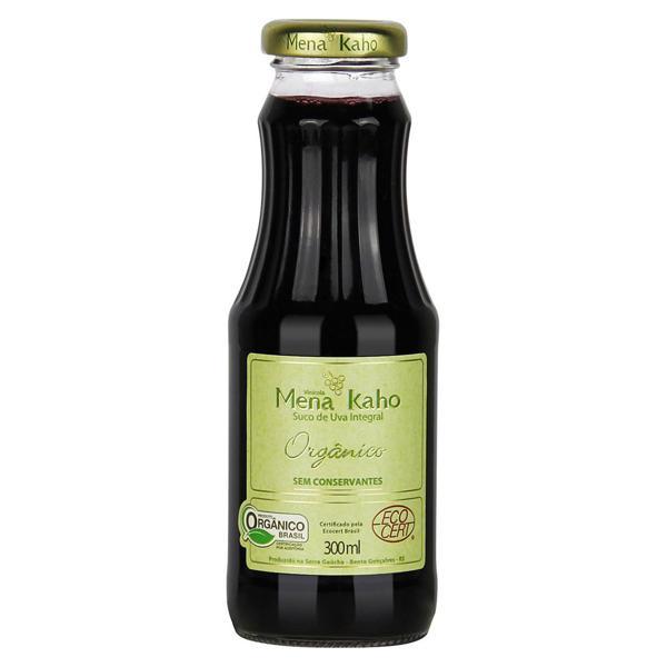 Suco de uva integral orgânico 300ml - Mena Kaho