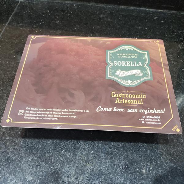 Mignon Suíno ao Molho de Mostarda Dijon 350g