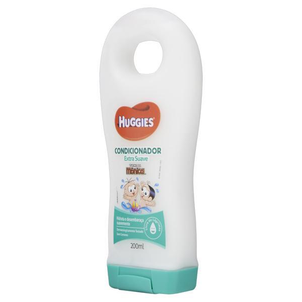 Condicionador Infantil Extra Suave Huggies Frasco 200ml