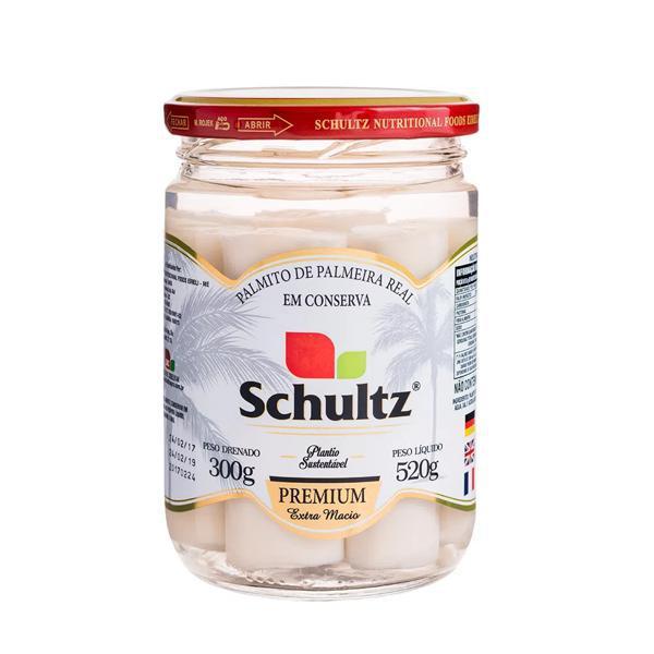 Palmito Inteiro Schultz  300G