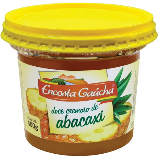Doce Encosta Gaucha 400G Abacaxi