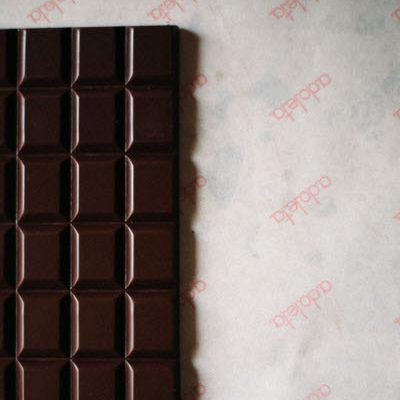 Chocolate artesanal  90% cacau 40g - Adoleta