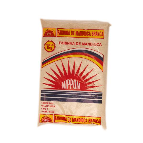Farinha de Mandioca NIPPON Branca 1Kg